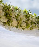 طريقة إختيار منسق أزهار زفافكِ