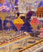 حلوى خفيفة وغير تقليدية لضيافة الزفاف