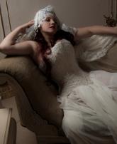 الكورسيه لجسد متناسق في ليلة زفافك